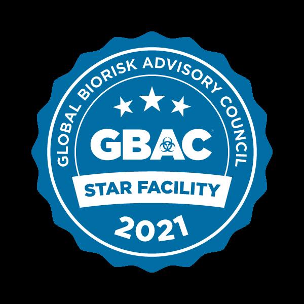 GBAC Certified Logo